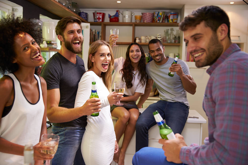 Qué no puede faltar en una fiesta de solteros