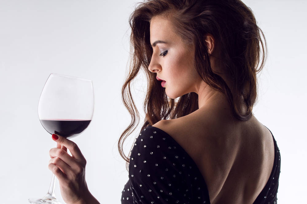 Nada mejor que el vino tinto para entonarte