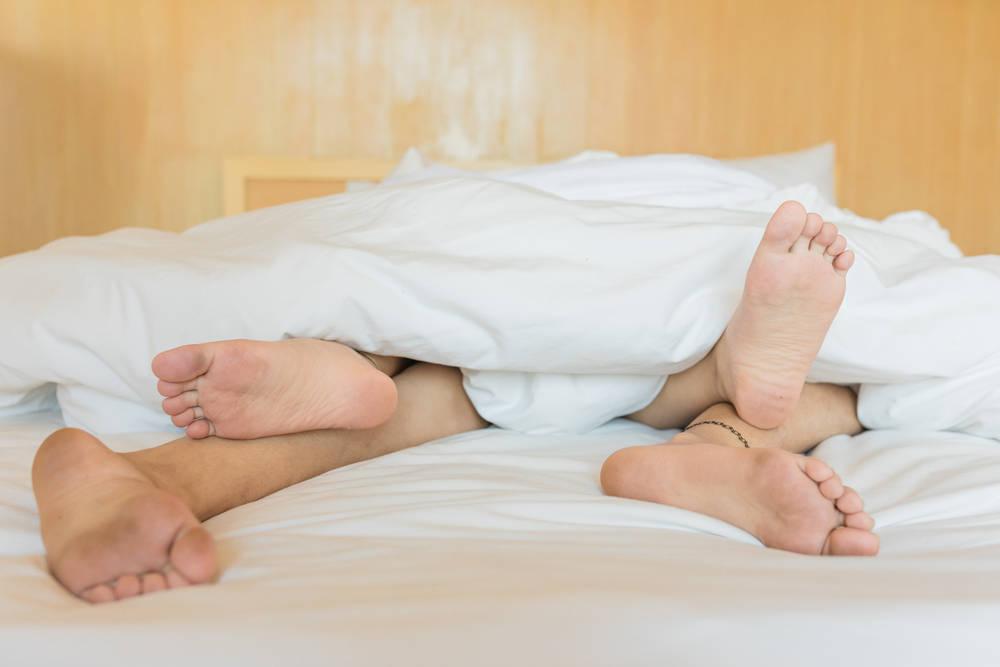 Los lugares más comunes en los que las parejas hacen el amor