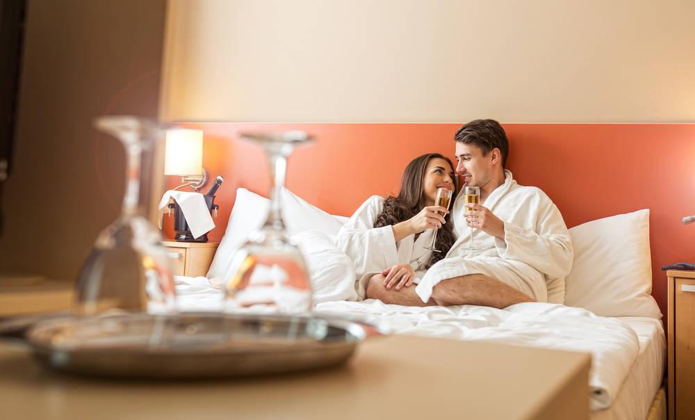 El sexo, mejor en un hotel que en casa